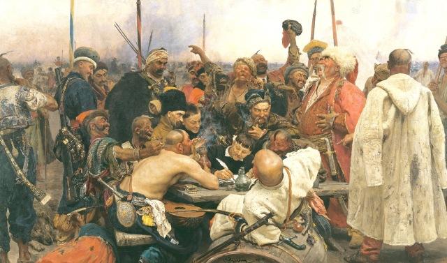 Repin_Cossacks