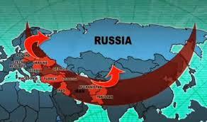 Nowy Porządek Świata przez Ukrainę ku... bramom Kramla.