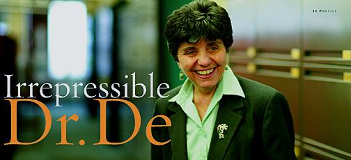 dr Catherine D. DeAngelis