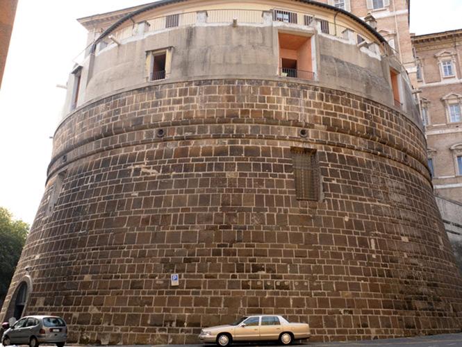 Siedziba Banku Watykańskiego