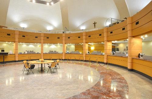 Bank Watykański od wewnątrz