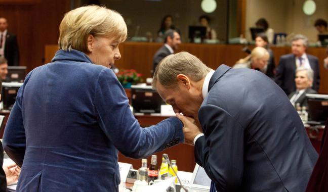 Merkel_Tusk