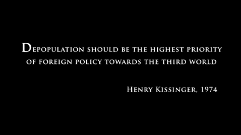kissinger__depopulation