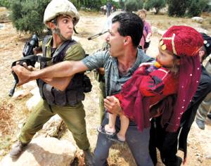 MIDEAST ISRAEL PALESTINIANS BARRIER