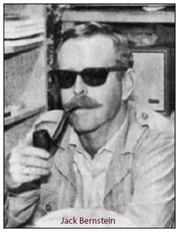 Jack Bernstein (1899-1945) - żydowski bokser i pisarz, zamordowany przez Mossad