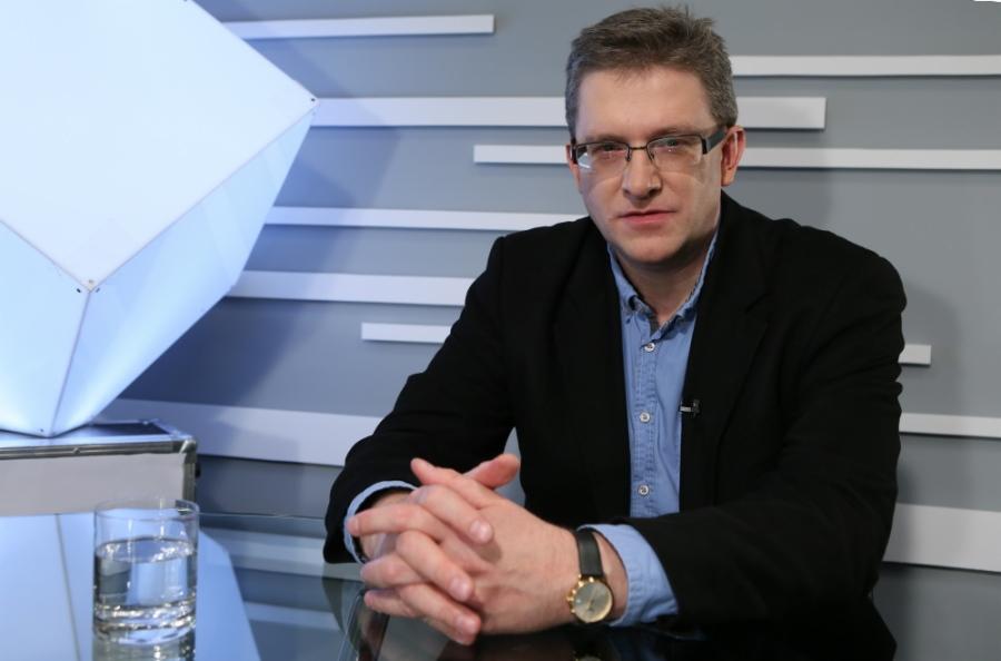 Prześladowany w III RP opozycjonista i więzień polityczny – Grzegorz Braun