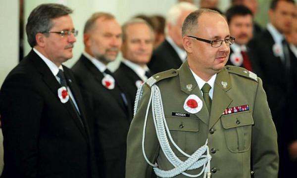 Gen. Janusz Nosek (ur. 1968)