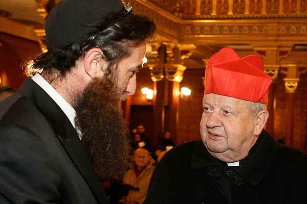 Rabin Icchak Horowitz Stanis³aw Dziwisz