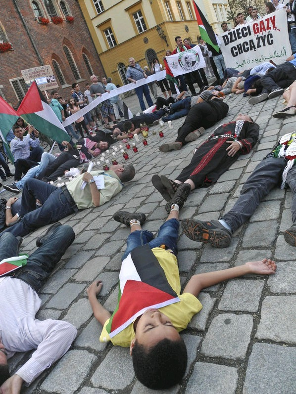 Wrocław przeciwko Izraelowi1
