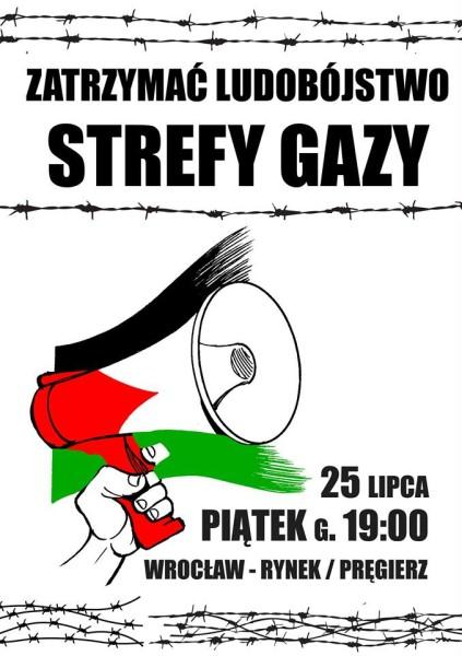 Wrocław przeciwko Izraelowi3