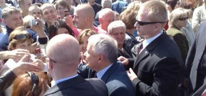 BOR Lech Kaczyński