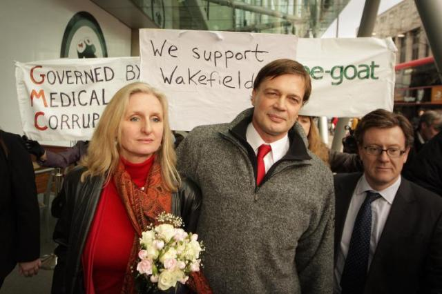 dr Andrew Wakefield_