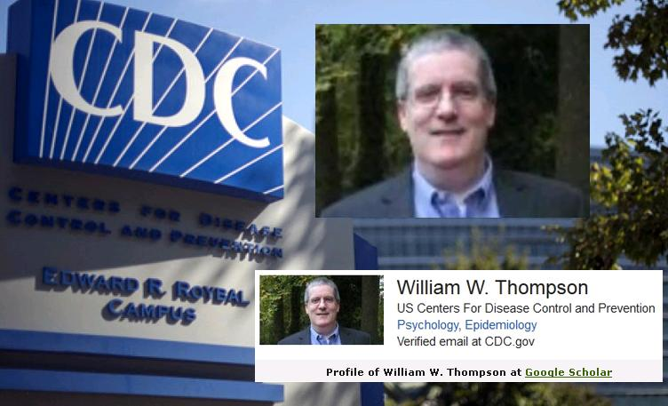 Dr William W. Thompson