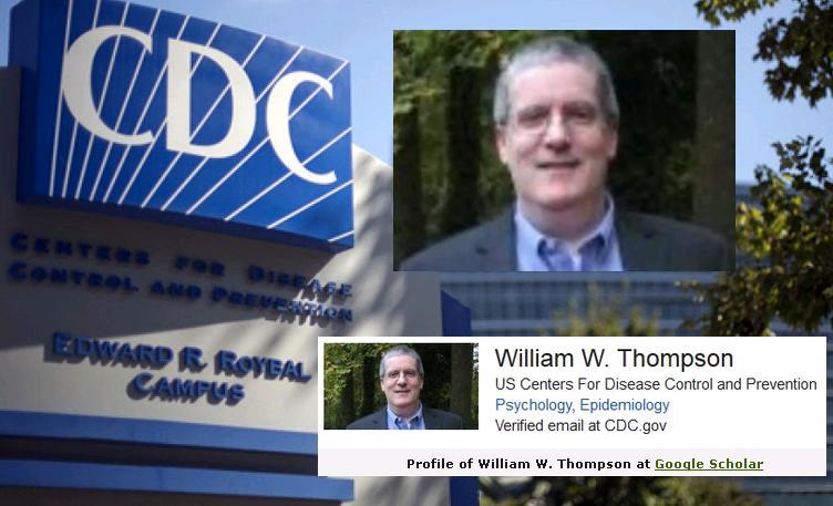 Dr William W. Thompson