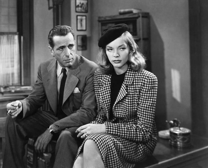Humprey Bogart_Lauren Bacall