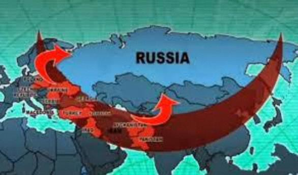 Nowy Porządek Świata już u bram Rosji...