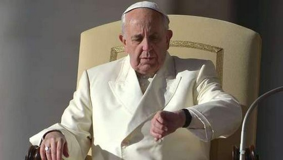 Co ma na myśli papież Franciszek, mówiąc, że pożyje najwyżej dwa, trzy lata?