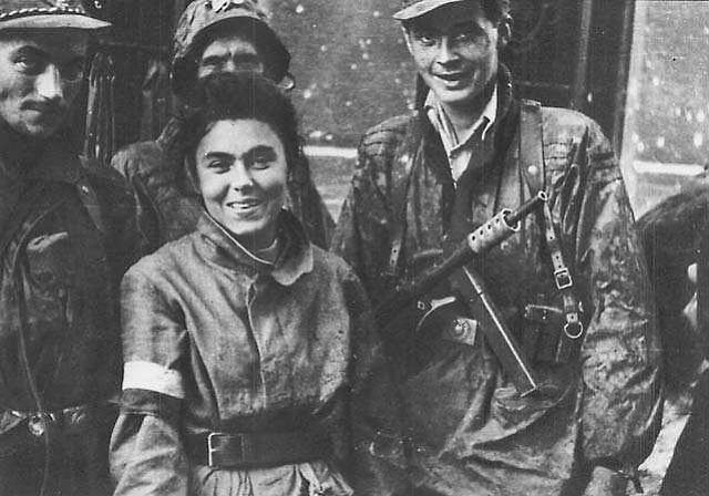 Powstanie Warszawskie 1944