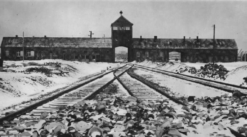 rampa KL Auschwitz