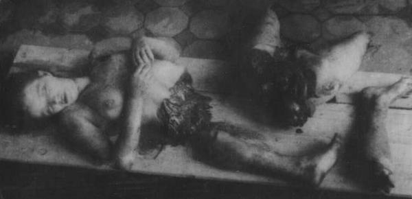 Kobieta - jedna z dziesiątek tysięcy ofiar rzezi wołyńskiej