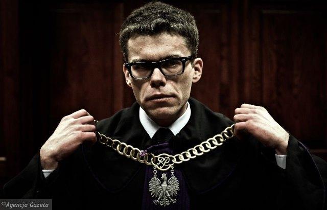 Sędzia Igor Tuleya uniewinnił doktora Mirosława Garlickiego od udowodnionego zarzutu korupcyjnego