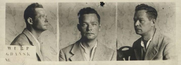 """Feliks Selmanowicz """"Zagończyk"""" został rozstrzelany wraz z """"Inką"""" w podziemiach gdańskiego aresztu śledczego przy ul. Kurkowej"""