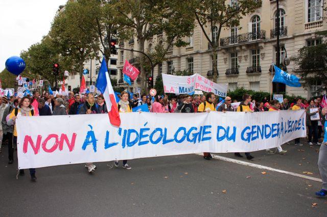 """""""NIE dla ideologii gender w szkołach"""""""