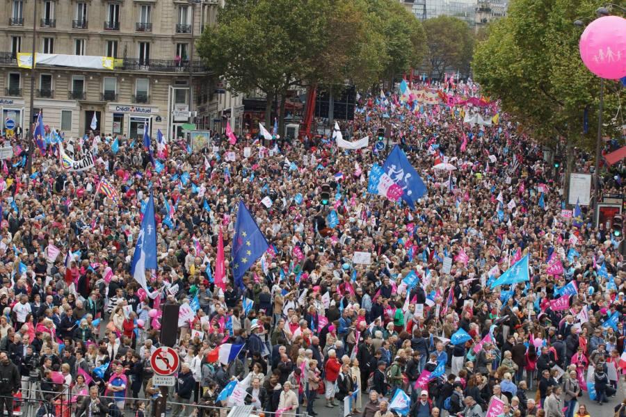 Francja protestuje