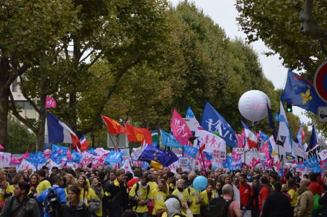 Francja protestuje4