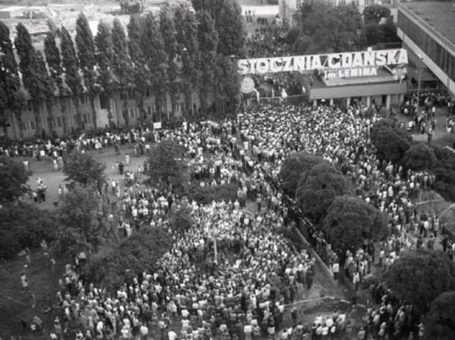 stocznia strajk 1980