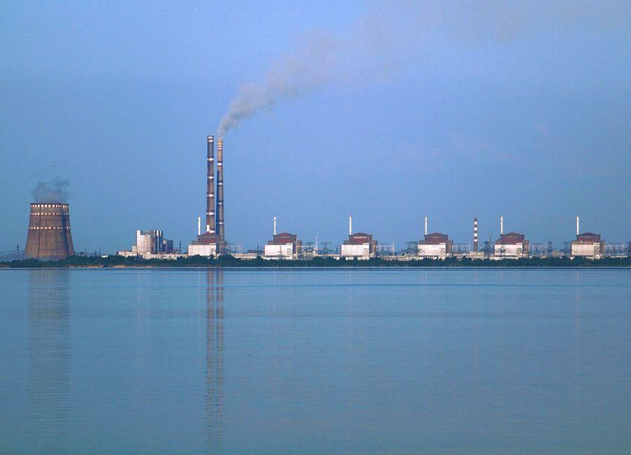zaporoże elektrownia