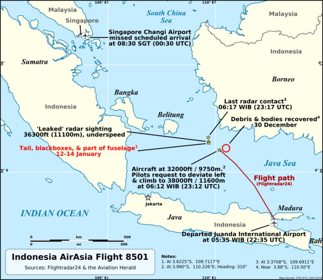 indonesia airasia flight 8501