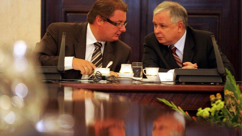 Lech Kaczyński od samego początku był pod izraelską kontrolą