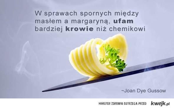 joan dye gussow margaryna