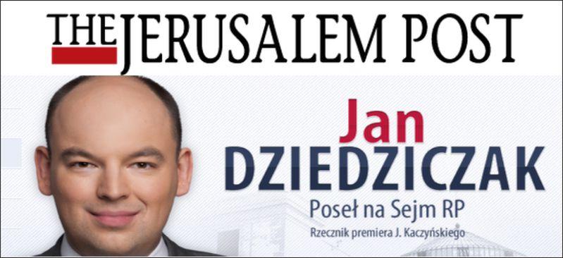 pis żydzi