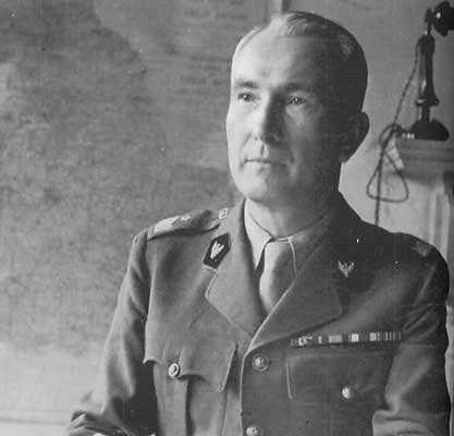 "Płk Antoni Chruściel ps. ""Monter"" (1895-1960)"
