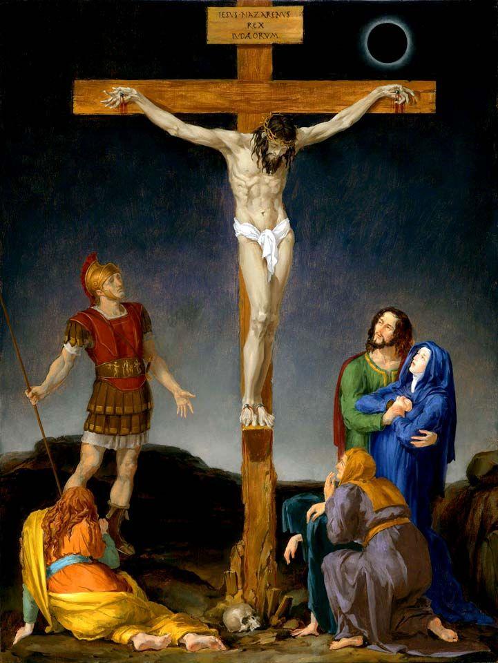 Leonard Porter_Fourteen Stations of the Cross, 2011, Collection of the Church of Christ the King, New Vernon, NY_leonardporter.com
