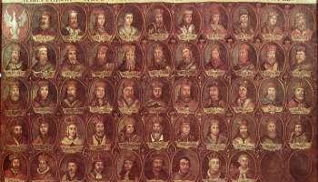 POCZET KRÓLÓW LECHII, czyli Kościół w Polsce od 1050 lat ukrywa przed Polakami, że jesteśmy starożytnym, antycznym wielkim imperium z 18. wieku przed naszą erą! - a więc dużo starszym niż Cesarstwo Rzymskie...