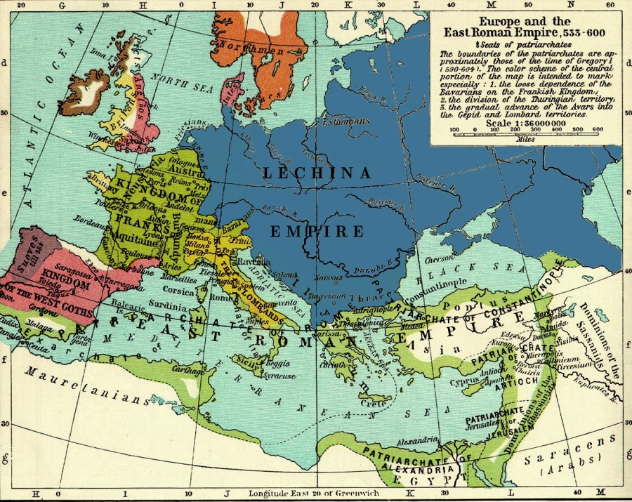 slavic-kingdom-lechina-empire