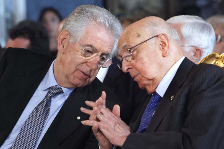 mario-monti_giorgio-napolitano