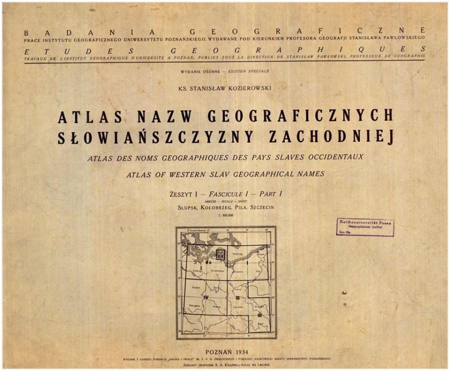 kozierowski_atlas-nazw-geograficznych-slowianszczyzny-zachodniej